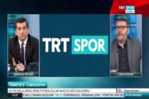 Türkiye 3-1 Moldova Spor Manşet Cem Dizdar Yorumları 28 Mart 2017