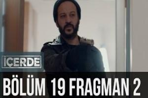 İçerde 19. Bölüm 2. Fragman