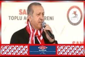 Cumhurbaşkanımız Recep Tayyip Erdoğan, SAMSUN Mitingi 28 Mart 2017