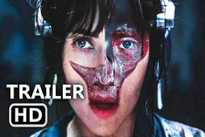 GHOST IN THE SHELL Super Bowl Spot Trailer (2017) Fragman