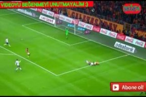 GALATASARAY 0-1 BESIKTAS MAC OZETI HD