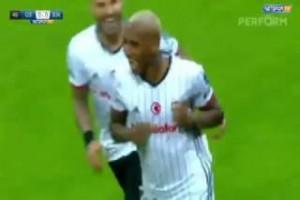 Galatasaray - Beşiktaş ÖZET / TALİSCA'NIN GOLÜ 0-1 (27.02.2017)