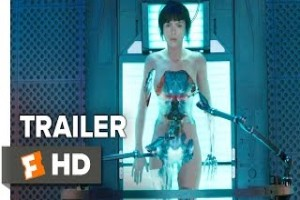 Ghost in the Shell Official Trailer 1 (2017) -Fragman