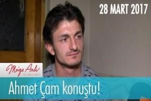 Ahmet Çam konuştu! Müge Anlı İle Tatlı Sert 28 Mart 2017
